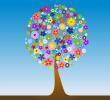 Flower-Tree