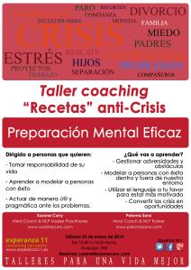 Taller recetas anti-crisis A3